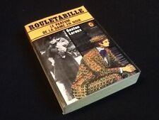 Gaston Leroux Rouletabille Le Parfum de la dame en Noir (1960)  N°587