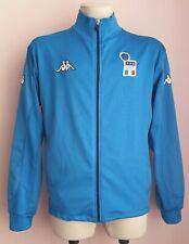Italy 1998 - 2000 Home football Kappa Jacket size L