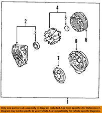 NISSAN OEM-Alternator 2310MCN10ARW