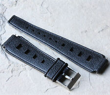 Thick 19mm divers rubber strap for big vintage dive watch Make Offer 63 sold