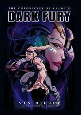 New Dvd - Dark Fury - The Chronicles Of Riddick - Animated Classic