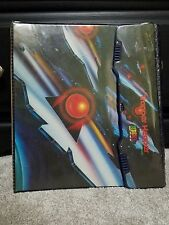Vintage 1992 Mead Trapper Keeper Designer Series Notebook with 3 Folders