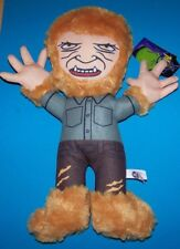 Toy Factory Universal Monsters The Wolf Man Wolfman Plush NWT
