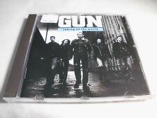 GUN - TAKING ON THE WORLD - CD  gebraucht  gut