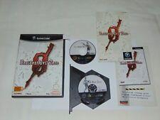 Game Cube Resident Evil Zero PAL-FRA