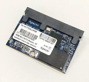HP 16GB Apacer MLC SATA 8C.F1DD2.LR10B 689057-001 SSD
