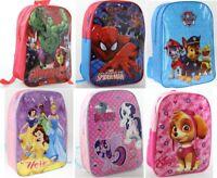 "41cm Kids Boys Girls Children Large Arch 16"" School Backpack Rucksack Travel Bag"