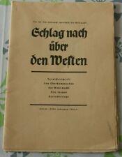 Frankreich Dt. Militärkarte 2wk 1939 /40 Befestigungswerke südengland Belgien Y8