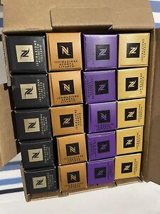 200 capsules Nespresso Ristretto Arpeggio Livanto et Venezia