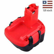 12V Battery for BOSCH 3360K 32612 3455-01 BAT043 BAT045 BAT046 BAT049 BAT120