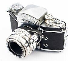 Ihagee Exakta Varex IIa Camera With Meyer-Optik Görlitz Primotar 50mm f3.5 Lens