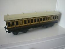 MARKLIN GAUGE 1 L&NWR FIRST/THIRD COACH 1153.