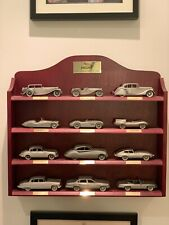 Danbury Mint - Jaguar Classic Scale Replicas Cars