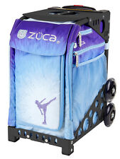 Zuca Sport Ice Dreamz Insert & Black Frame w/ Flashing - Free Seat Cushion!