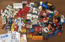 LEGO Mix Of Printed Bricks & Pieces With Stickers Bundle/Joblot