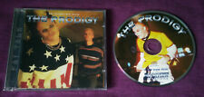 PRODIGY- CD- An Interview With ROCKVIEW- Includes Poster-Great condition
