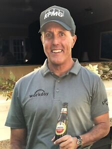 Phil Mickelson Life Size Amstel Light Standee 6' Brand New
