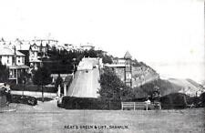 DC05. Vintage Postcard. Keat's Green and Lift. Shanklin. Isle of Wight.