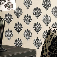 Wallies Beautiful Baroque Peel & Stick Wall Decals SET OF 12