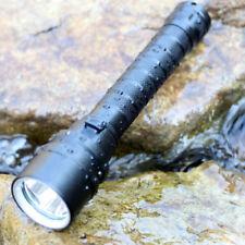 15000LM 3 x T6 LED immersione TORCIA SUB SUBACQUEA 30M Impermeabile Lampada