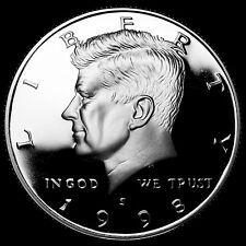 1998 S  Kennedy Mint Silver Proof Half Dollar from Original U.S. Mint Proof Set