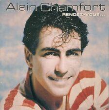 45 TOURS--ALAIN CHAMFORT--RENDEZ VOUS--1983