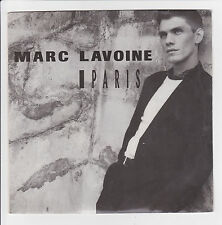 """LAVOINE Marc Vinyle 45 tours SP 7"""" PARIS - MADAME SANS GENE - POLYGRAM 190 062"""
