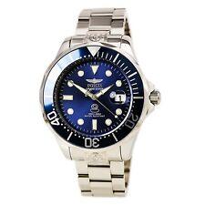 Invicta 16036 Gent's Steel Bracelet Blue Dial Automatic Dive Watch