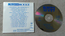 CD AUDIO INT / VARIOUS LE JAZZ DE A À Z CD COMPILATION PROMO 1995 BMG MUSIC 15T