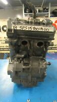 Motore completo ( SIGLA N403E ) Complete engine Yamaha TDM 900 02 14 Km 25.329