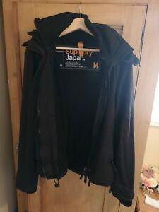 Mens superdry windcheater jacket medium