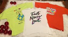 Girls size Lg (10-12) T-Shirt Lot, Old Navy, Owl Shirt, mixed lot