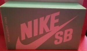 New Nike SB Khyber Ready to Adapt Dark Smoke Blue Snowboard Replacement Lens