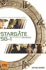 Stargate SG-1 : Season 2 (DVD, 2007, 5-Disc Set)