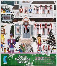 CEACO® 300pc JANE WOOSTER SCOTT • NUTCRACKER FANTASY • PUZZLE Jig Saw USA MADE