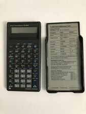 Texas Instruments Advanced Scientic Calculator Ti-60x Not Tested For parts
