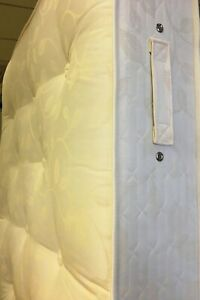 """Brand New 4ft6 Double Luxury Super Real Orthopaedic 11.5"""" Extra Firm Mattress!"""