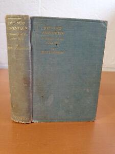 ELSIE J. OXENHAM Joy's New Adventure - 1st ed 1935 - scarce!