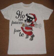 Halloween/Noël Rock N 'ROLL Pirate Santa T-Shirt