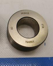 NAREX 3 Stück M24x1,5 Gewinderollkopf Gewinderolle Gewinderollen Rollkopf
