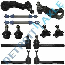 12pc Complete Front Suspension Kit for Chevrolet K1500 GMC Yukon - 4x4