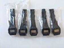 Lot of 5 new Casio F-91W Classic Resin Strap Digital Sport Watch
