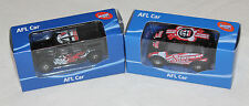 St Kilda Saints 2014 + 2015 AFL Kids Collectable Mini Model Car Twin Pack New