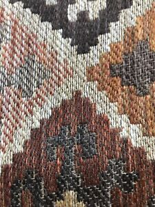 exquisite heavy Upholstery Kilim Fabric.1.71m RRP Around £200m