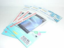 SET OF 3 SCREEN PROTECTION FILM FOR SAMSUNG GALAXY S4 9500