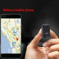 Mini GPS Tracker Anti-theft Device Smart Locator Magnetic Tracking Time X8H9
