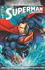 Superman Univers N°1 - Urban Comics-D.C. Comics - Mars 2016