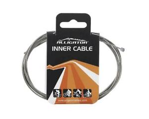 Alligator Slick Shift Cable (Shimano/SRAM) (Stainless) (1.1mm) (2000mm) (1 Pack)