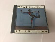 Grace Jones - Island Life - IMCD 16 CD 1985 5014474001628
