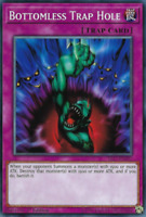 Bottomless Trap Hole - YS17-EN037 - Common 1st Edition